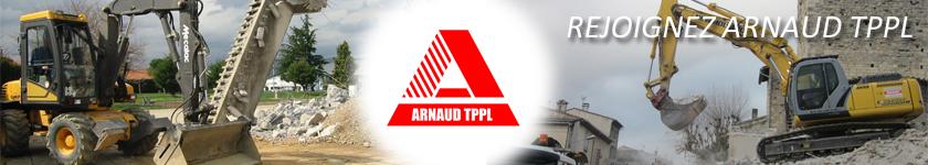 Rejoignez ARNAUD TPPL